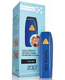 Beauty ORA Tanda Zap Acne Removal LED Light Spot Treatment - FDA Cleared - Blue