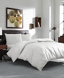 600 Fill White Goose Down Oversized King Comforter