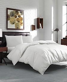 Eddie Bauer 600 Fill White Goose Down Oversized King Comforter