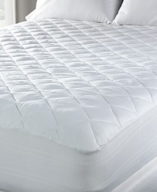 Premium Cotton Sateen Queen Mattress Pad