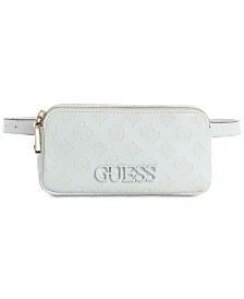 GUESS Skye Double Zip Belt Bag