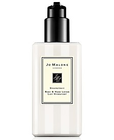 Jo Malone London Grapefruit Body & Hand Lotion, 8.5-oz.