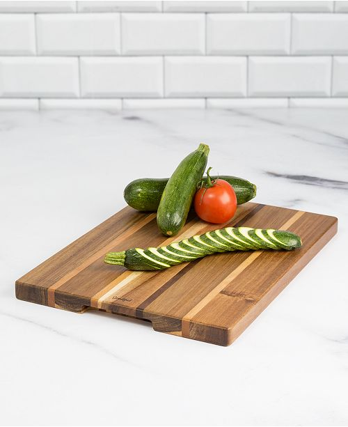 Goodful Mix Material Cutting  Board, Created for Macy's