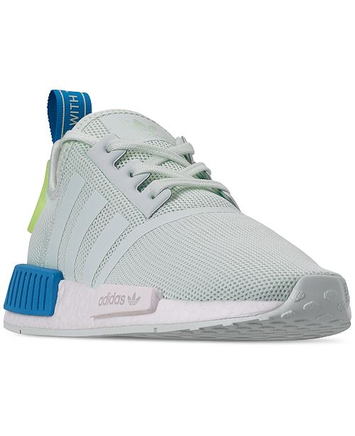 Adidas Girls Nmd R1 Casual Sneakers From Finish Line Reviews
