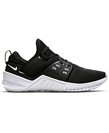 Women's Free Metcon 2 Training Sneakers from Finish Line