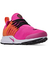 innovative design eb37c f1229 Nike Women s Air Presto Running Sneakers from Finish Line