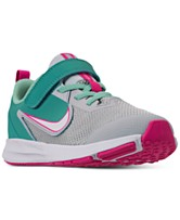 42006fb67c1b Nike Little Girls  Downshifter 9 Running Sneakers from Finish Line