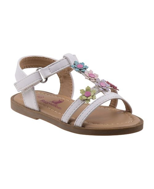 Rugged Bear Every Step Strappy Sandals