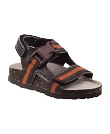 Rugged Bear's Every Step Open Toe Sandals