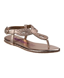 Kensie Girl's Every Step Open Toe Sandals