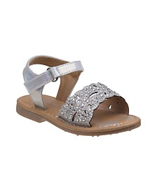 Laura Ashley's Every Step Embellished Sandals