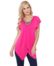 Women's Fenella Embellished Tunic top