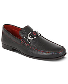 Donald Pliner Dacio Leather Bit Loafer