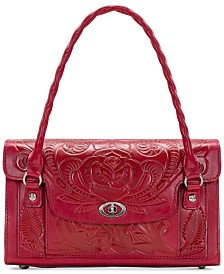 ff5c3e162 Patricia Nash Rienzo Medium Satchel, Created for Macy's & Reviews ...