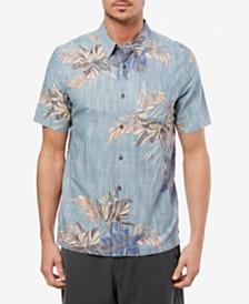 Jack O'Neill Men's Bali Short Sleeve Woven