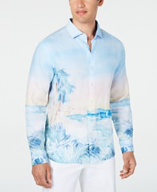 Tommy Bahama Men's Forte Dei Marmi Seas Shirt
