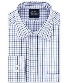 Eagle Men's Regular-Fit Check Dress Shirt