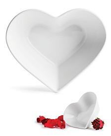 Sagaform Snack Heart Bowl