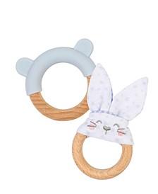 Kalencom Ring and Bunny Teether
