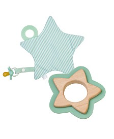 Star and Crackling Star Teether