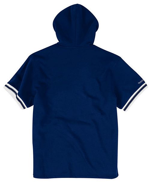 premium selection 98f65 8bf78 Men's New York Yankees French Terry Short Sleeve Hoodie