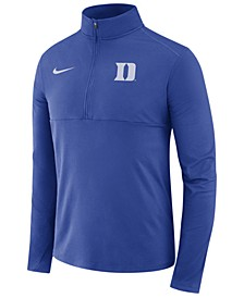 Men's Duke Blue Devils Element Quarter-Zip Pullover