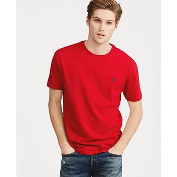 Polo Ralph Lauren Mens Crew Neck T-Shirt only $29.63