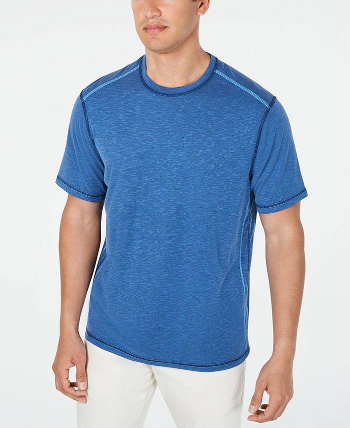 Tommy Bahama - Men's IslandZone Flip Tide Reversible Performance T-Shirt