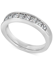 Diamond Band Ring (1 ct. t.w.) in 14k White Gold