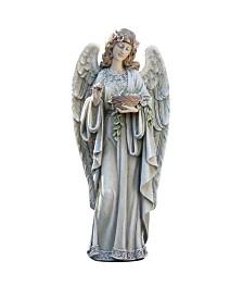 Napco Angel w/Nest Figurine