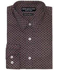 Men's Medallion-Print Shirt