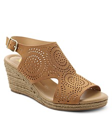 Summerdale Espadrille Wedge Sandals