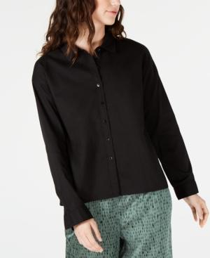 Eileen Fisher T-shirts ORGANIC COTTON SHIRT