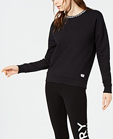 Kura Cotton Graphic Sweatshirt