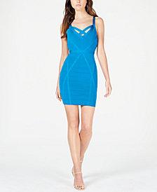GUESS Mirage Strappy Bandage Dress