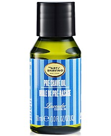 The Art of Shaving Lavender Pre-Shave Oil, 1 fl. oz.
