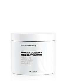 Herbal Dynamics Beauty Shea and Squalane Rich Body Butter
