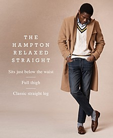 Men's Hampton Relaxed Straight Jeans Collection, Regular and Big & Tall