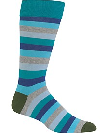 Hot Sox Men's Socks, Striped