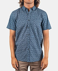 Men's Flower Shop Printed Shirt