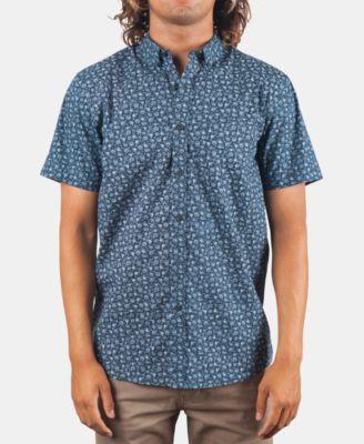 rip curl men\u0027s shirts macy\u0027srip curl men\u0027s flower shop printed shirt