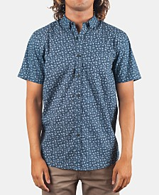 Rip Curl Men's Flower Shop Printed Shirt