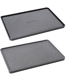The Rock Reversible Grill and Griddle