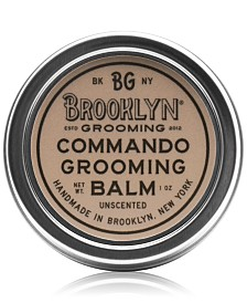 Brooklyn Grooming Commando Grooming Balm, 1-oz.