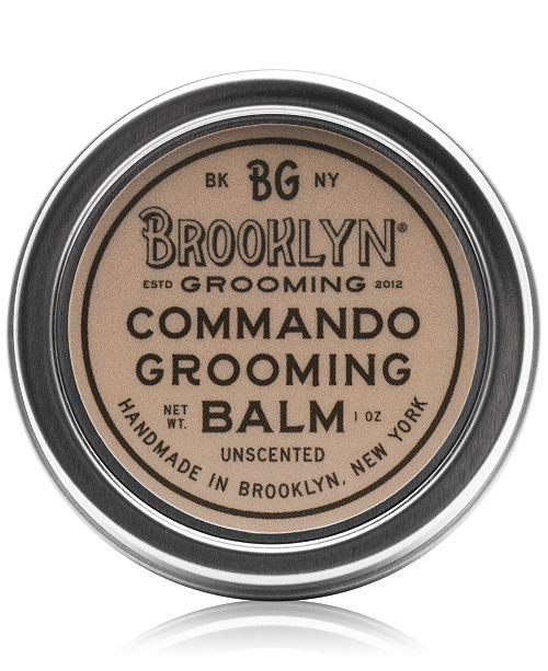 Brooklyn Grooming Commando Grooming Balm, 1-oz.