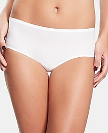 Women's Soft Stretch One Size Seamless Hipster Underwear 2644, Online Only