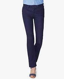 Petite Sheri Tummy-Control Slim Jeans
