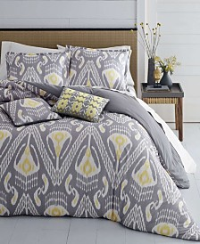 Azalea Skye Global Ikat Comforter Set, Full/Queen