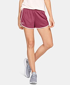 UA Tech Mesh Training Shorts