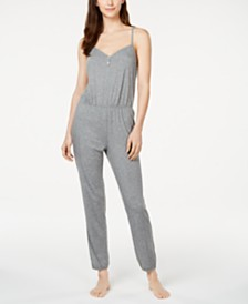 Alfani Pajama Jumpsuit, Created for Macy's